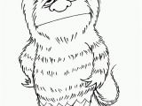 Where the Wild Things are Printable Coloring Pages where the Wild Things are Coloring Pages Coloring Home