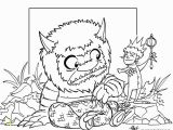 Where the Wild Things are Printable Coloring Pages where the Wild Things are Coloring Pages Free Coloring Home