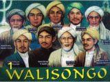 Where's Waldo Wall Mural Cerita Wali songo