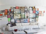 Whole Wall Murals Room Temperature —house Designed by Architect Marc Corbiau Via