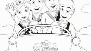 Wiggles Big Red Car Coloring Page Wiggles Coloring Pages Get Your Red Yellow Purple and Blue