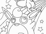 Wigglytuff Coloring Pages Pokemon Coloring Page Of Wigglytuff and Mew