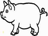 Wilbur the Pig Coloring Page Pig Coloring Pages Preschool Pinterest