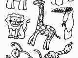Wild Animal Coloring Pages for Kids Wild Animal Coloring Pages Best Coloring Pages for Kids