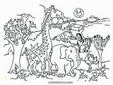 Wild Animals Coloring Pages Pdf forest Animal Coloring Pages Printable forest Animal Coloring Pages