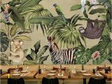 Wildlife Murals for Walls southeast asia forest Wallpaper Wall Mural Huge Tree with