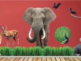 Wildlife Murals for Walls Wall Decals Vinyl Murals Prints Primedecals