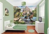 Wilko Wall Murals Walltastic Dinosaur Land Wallpaper Mural 8ft X 10ft