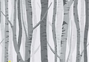 Wilko Wall Murals Wilko Trees Wallpaper Black Grey Wp at Wilko