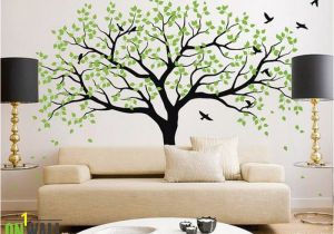 Willow Tree Mural Living Room Ideas with Green Tree Wall Mural Lovely Tree Wall Mural