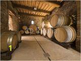 Wine Cellar Wall Mural Barrels In A Hungarian Wine Cellar Wall Mural