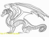 Wings Of Fire Seawing Coloring Pages Unique Wings Fire Coloring Pages Coloring Pages