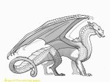 Wings Of Fire Seawing Coloring Pages Wings Fire Seawing Coloring Pages