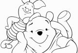 Winnie the Pooh and Eeyore Coloring Pages Winnie the Pooh and Piglet Coloring Pages at Getcolorings