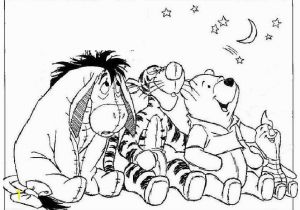 Winnie the Pooh Characters Coloring Pages Pooh Bear Birthday Coloring Page Pooh Bear Coloring Sheets