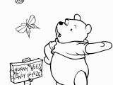 Winnie the Pooh Coloring Pages Disney Clips Winnie the Pooh Worksheets