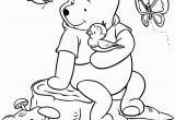 Winnie the Pooh Coloring Pages for Adults Winnie the Pooh Coloring Page Doodle