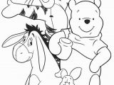 Winnie the Pooh Coloring Pages Free Free & Easy to Print Winnie the Pooh Coloring Pages In