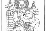 Winnie the Pooh Coloring Pages Online Free Christmas Coloring Pages for Adults