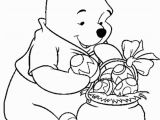 Winnie the Pooh Coloring Pages Printable Pooh Easter Eggs Disney Coloring Pages