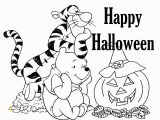 Winnie the Pooh Fall Coloring Pages Winnie the Pooh Halloween Greeting Card Coloring Pages Beautiful