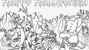 Winnie the Pooh Halloween Coloring Pages Free Winnie the Pooh Happy Halloween Coloring Pages