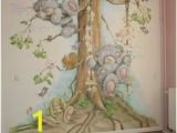 Winnie the Pooh Wall Mural Stencils 171 Best Wall Art Images In 2019