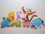 Winnie the Pooh Wall Mural Stickers Wandgestaltung Mit Winnie Puuh Und Seinen Freunden