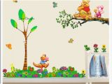 Winnie the Pooh Wall Murals Uk Winnie the Pooh Nursery Wall Stickers Digital La S and