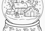 Winter Holiday Coloring Pages Printable Christmas Holiday Printable Coloring Pages