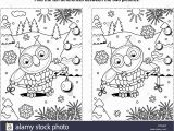 Winter Holiday Coloring Pages Printable Winter Holidays New Year or Christmas themed Find the Ten