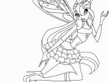 Winx Club Bloom Believix Coloring Pages 52 Motiv Winx Club Ausmalbilder Musa Treehouse Nyc