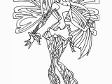 Winx Club Christmas Coloring Pages Winx Coloring Pages with Winx Club Sirenix Bloom Page