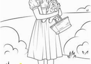 Wizard Of Oz Coloring Pages Dorothy 28 Best Coloring Pages the Wizard Oz Images On Pinterest