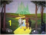 Wizard Of Oz Mural Wallpaper 7 Best Mural Inspiration Images On Pinterest