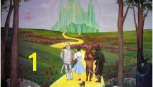 Wizard Of Oz Mural Wallpaper 7 Best Mural Inspiration Images On Pinterest