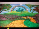 Wizard Of Oz Mural Wallpaper Care Bears Mural Murals