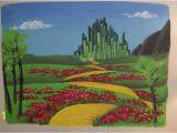 Wizard Of Oz Mural Wallpaper Wizard Oz Wall Murals