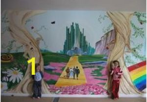 Wizard Of Oz Wall Mural 22 Best Mural Inspirations Images