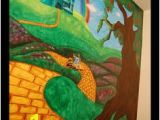 Wizard Of Oz Wall Mural 63 Best Cara S Creations Images