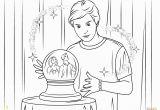 Wizards Of Waverly Place Coloring Pages Disegno Di Max Russo Dei Maghi Di Waverly Da Colorare