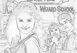 Wizards Of Waverly Place Coloring Pages Get Free Wizards Of Waverly Place Coloring Pages