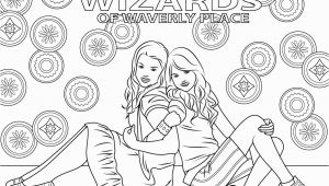 Wizards Of Waverly Place Coloring Pages Wizards Waverly Place Coloring Pages for Kids