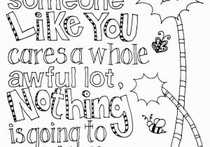 Wocket Coloring Page unless someone Like You Cares A whole Lot Thankfully All Of Our
