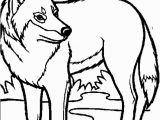 Wolf Coloring Pages to Print Out Wolf Coloring Pages