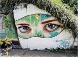 Wolf Of Wall Street Mural the Most Realistic Eyes Ever Seen In A Graffiti Wall