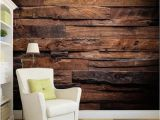 Wood Plank Wall Mural Arkadi Custom Wallpaper Murals Wall Painting Retro Nostalgic