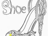 Wooden Shoe Coloring Page 377 Best ✐adult Colouring Shoes Feets Hands Zentangles✐ Images On