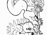 Woodland Creatures Coloring Pages Pin by Dřej On Omalovánky Zv­Å™ata