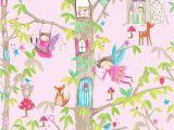 Woodland Fairy Wall Murals Tapeta Na Zeď Arthouse Woodland Fairies